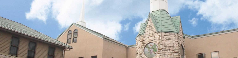 宣教教会のホームページ